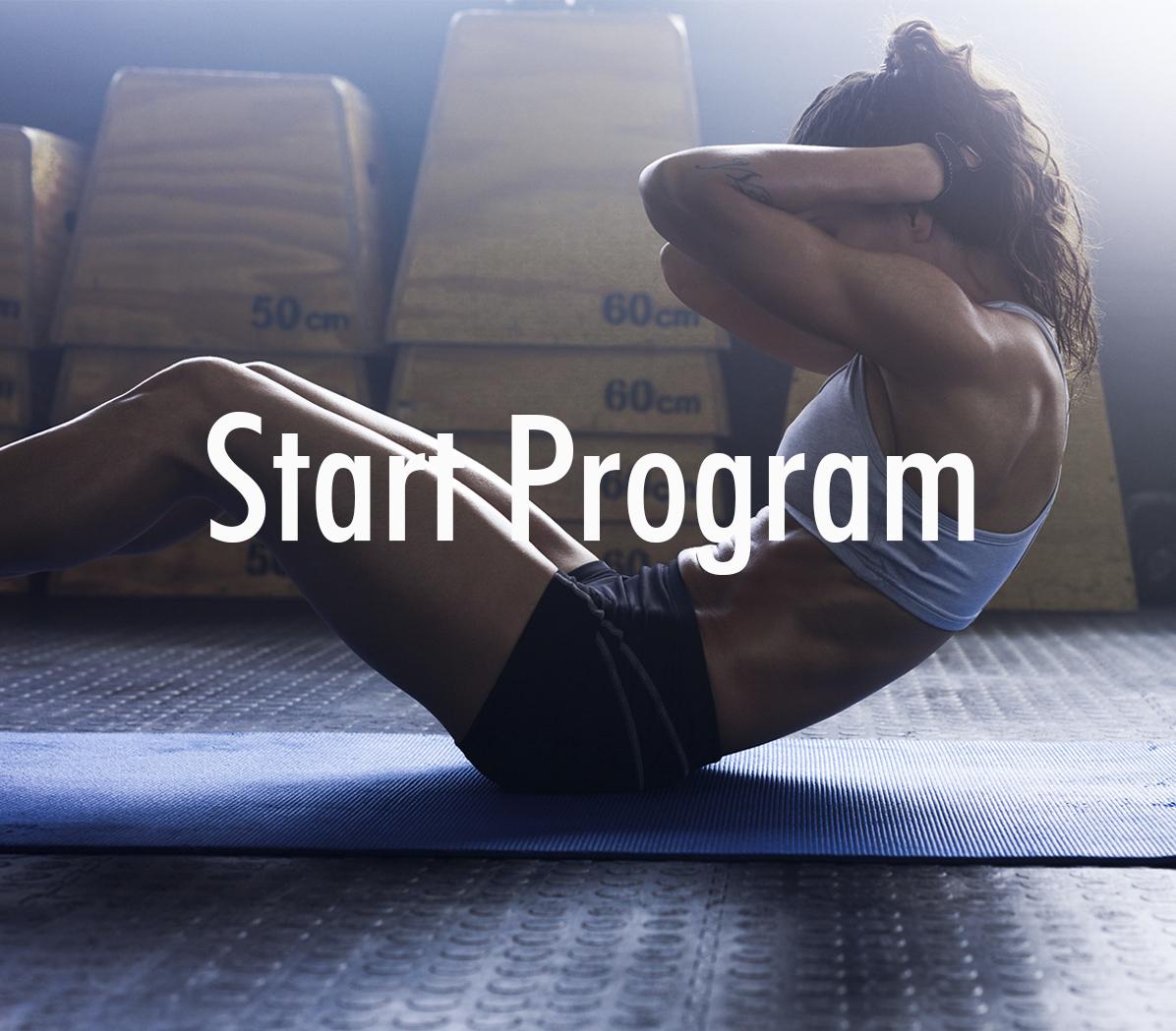 Start Program QWellness Club de Fitness gimnasio Sabadell