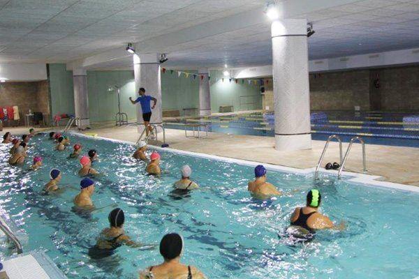 qwellness gimnasio fitness sabadell natacion