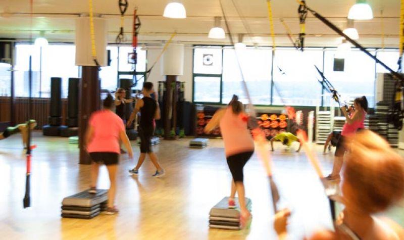 hiit_trx_qwellness_club_fitness_sabadell